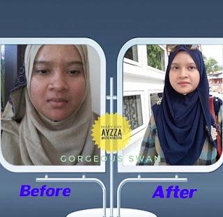 Marykay botanical Effect formula 3 untuk kulit berminyak