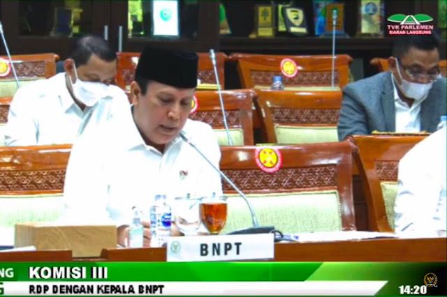 BNPT: Jangan Sampai Taliban Jadi Role Model Masyarakat Indonesia