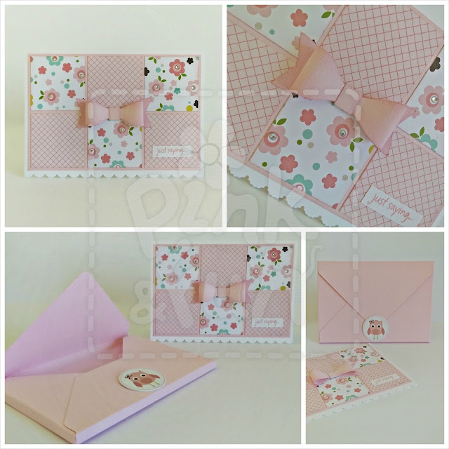 Cardmaking - Scrapbooking
