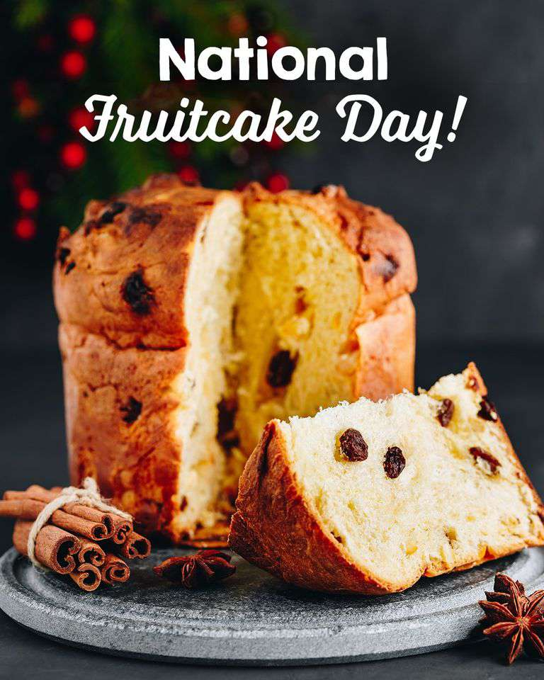 National Fruitcake Day Wishes Photos