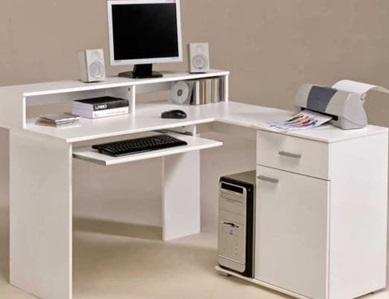 meja komputer di toko furniture jakarta