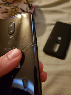 OnePlus 6 Owners Reporting Rear Glass Cracks