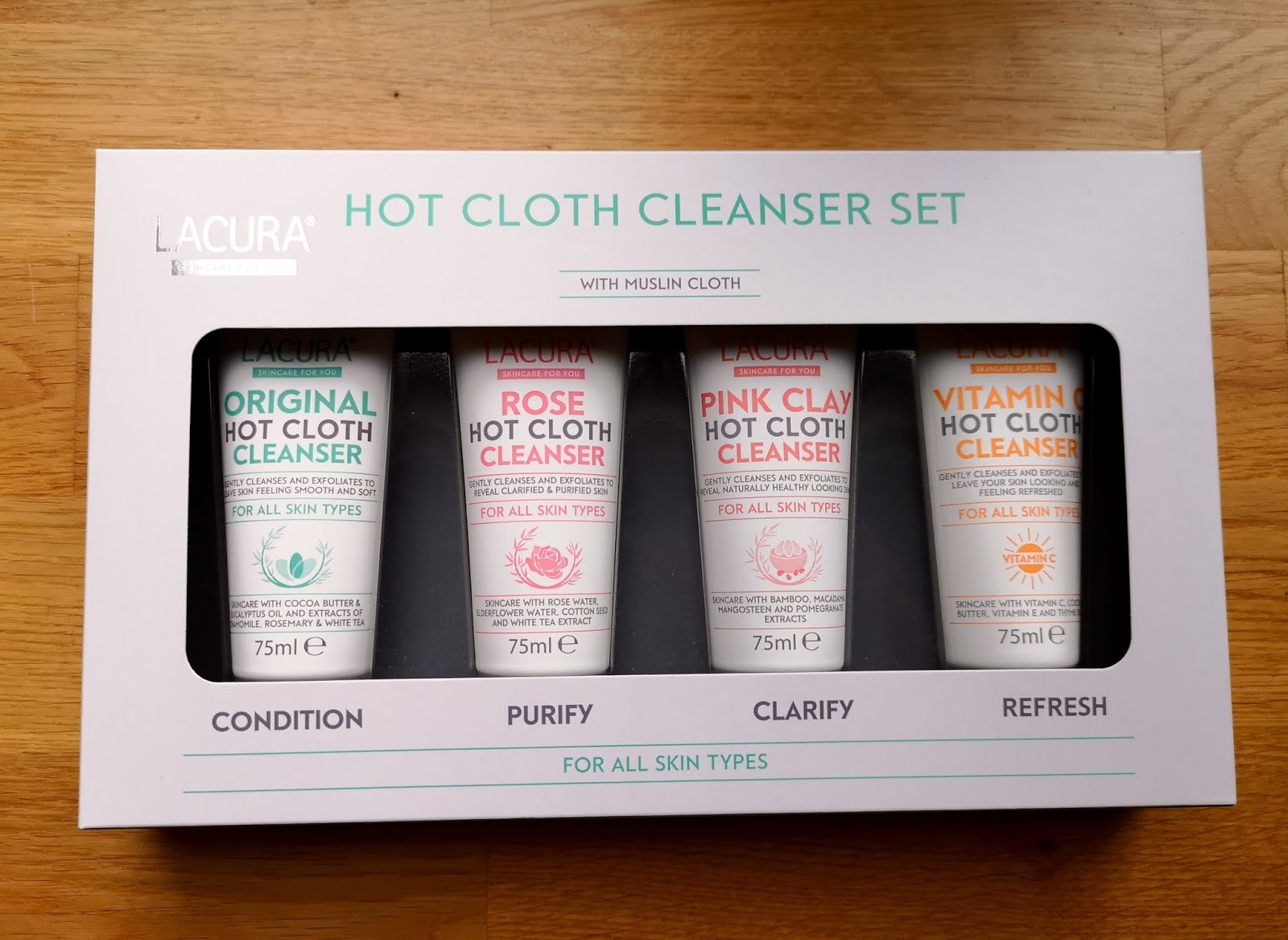 Honest Beauty Review | Lacura Hot CLoth Cleanser | Fake Fabulous
