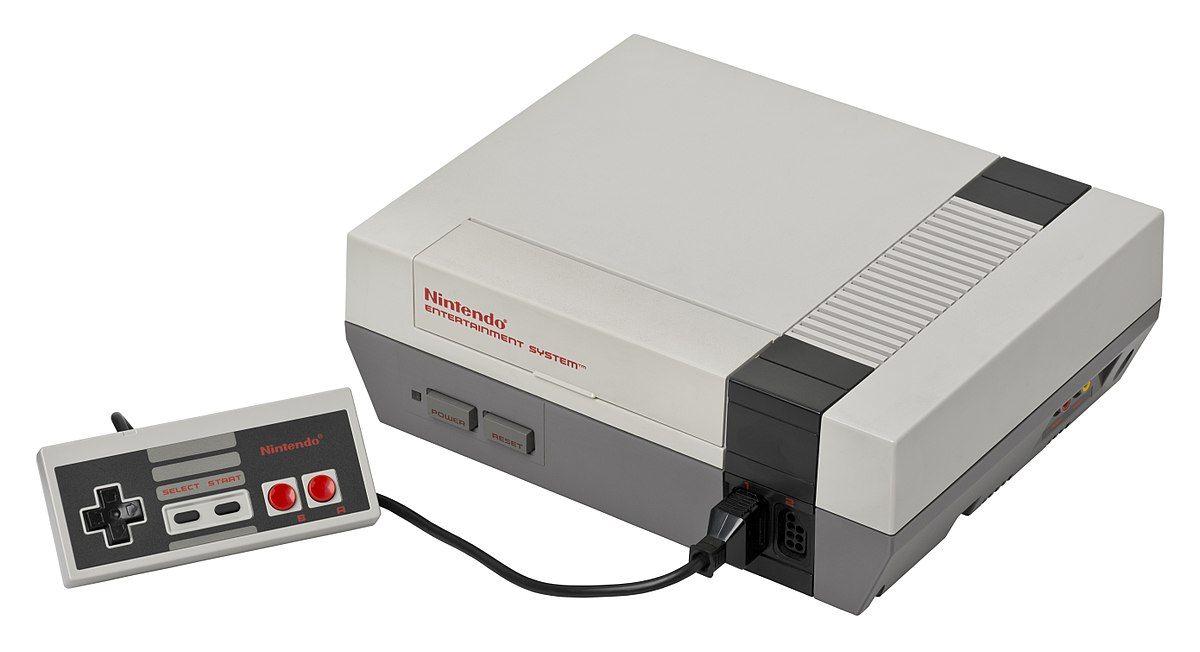 Super Nintendo Entertainment System