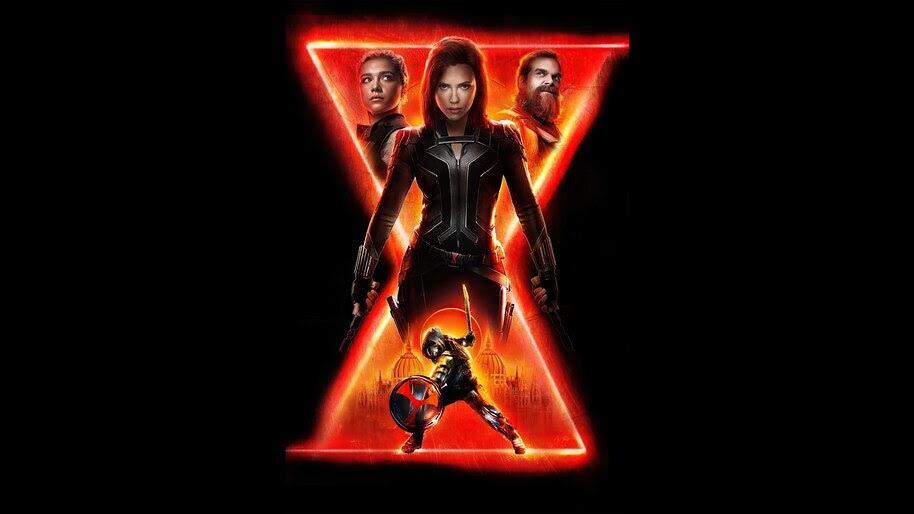 Black Widow, Movie, Cast, Poster, 4K, #3.2253