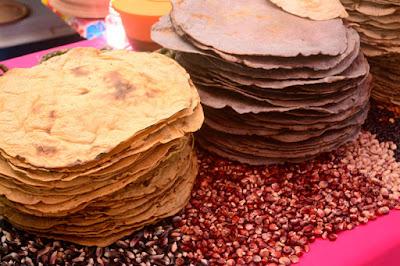 La cocina mexicana alimentación