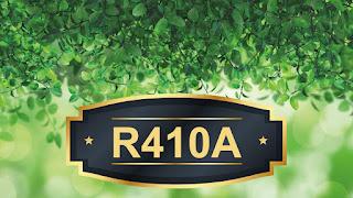 Sử dụng Gas R410A thân thiện với môi trường, làm lạnh nhanh và tiết kiệm