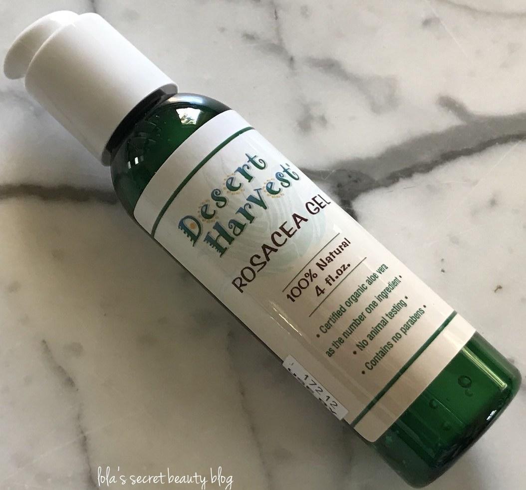 Lola S Secret Beauty Blog Desert Harvest Skincare Aloe Vera Treats