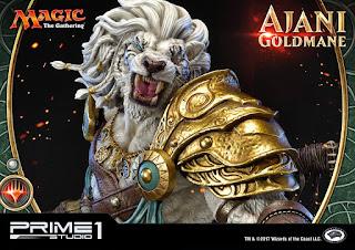 Ajani Goldmane de Magic: The Gathering - Prime 1 Studio
