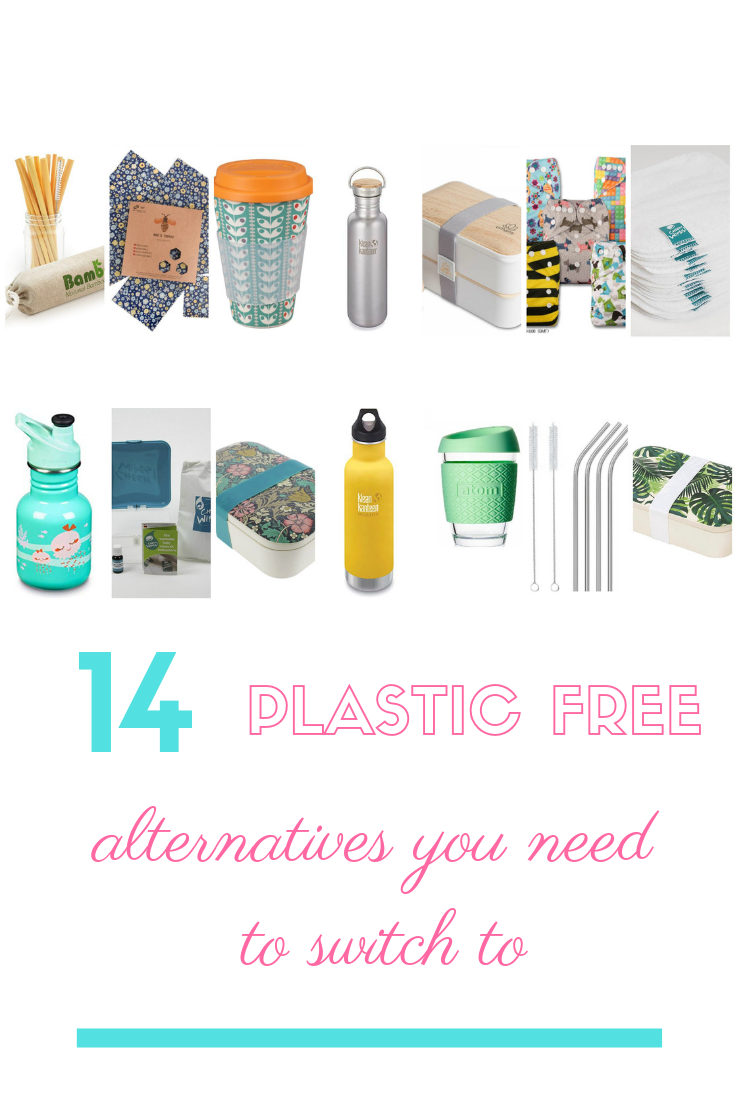 14 Plastic Free Alternatives To Try