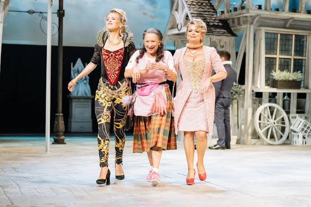 The Merry Wives of Windsor at the Barbican Centre