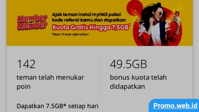 Kode Referral IM3 Indosat Terbaru Juni 2021