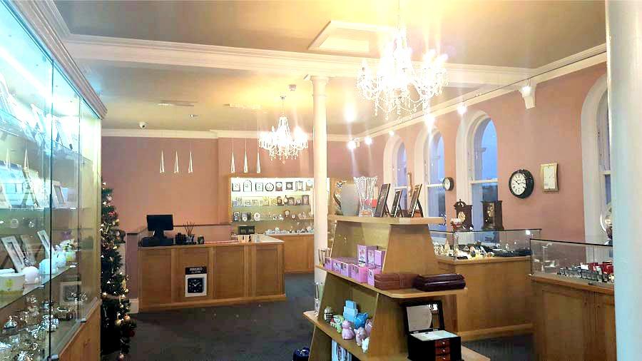 Shop Ballymoney, Buy Local, Anne Shiels Jewellers, Ballymoney, The Style Guide Blog