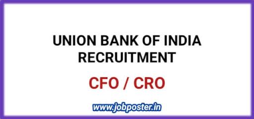 Union Bank of India Recruitment 2020