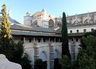 Escenario de la novela La catedral de Vicente Blasco Ibáñez