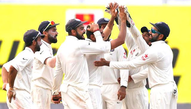 भारत ने न्यूजीलैंड को 178 रनों से हराकर दूसरा टेस्ट मैच जीता