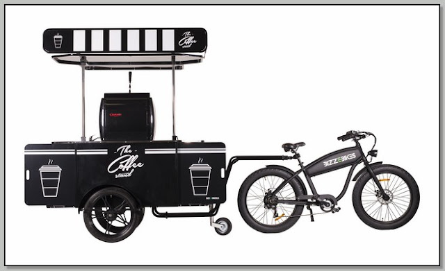 Outdoor Coffee Carts For Sale