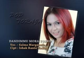 Lirik Lagu Dandimmu Mora Torro (Salma Margareth)