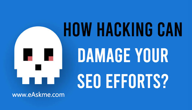 How Hacking Can Damage Your SEO Efforts: eAskme