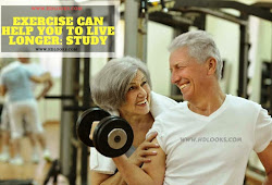 Exercise Can Help You to Live Longer: Study