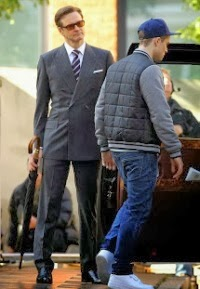 The Secret Service Movie