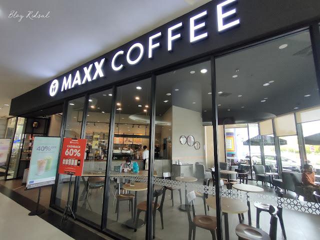 MAXX COFFEE - SUMMER EDITION di Plaza Medan Fair