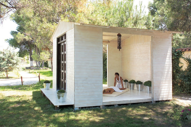 An eco philosophy resort in Halkidiki, Greece   297