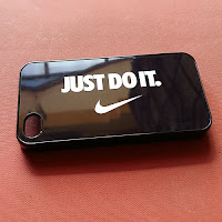 custom case nike iphone