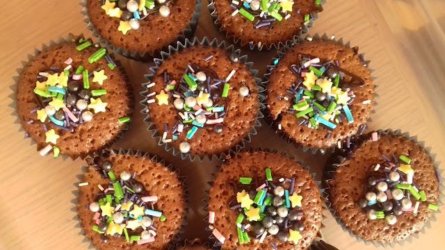muffiny, cupcakes, babeczki