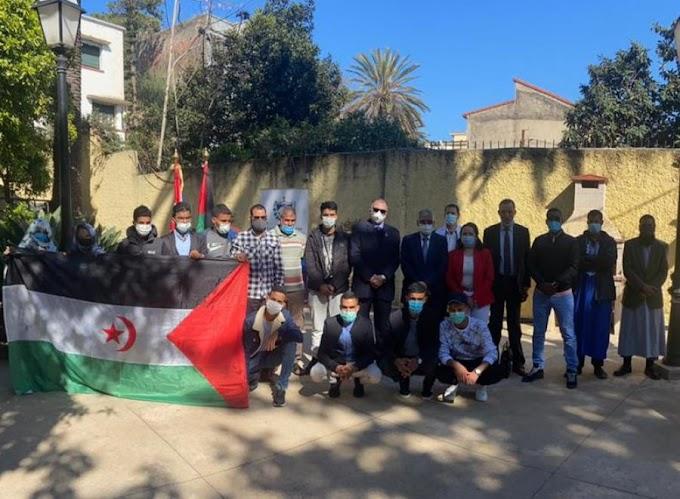 Cuba acoge a un nuevo grupo de jóvenes saharauis que estudiarán en sus universidades gracias a las becas concedidas.