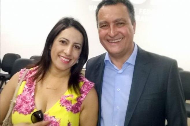 Prefeita de Porto Seguro só se curou após tomar Hidroxicloroquina, revela aliado de Rui