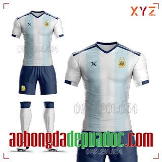 Tuyển Tập Áo Bóng Đá Đội Tuyển Argentina 2020