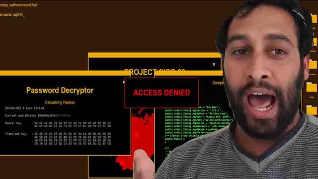 موقع لخداع اصدقائك بانك هكر Hacker Typer