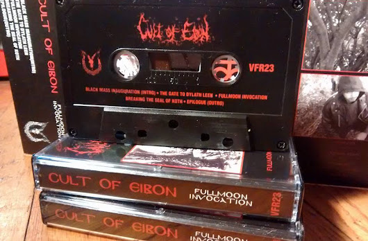 BUY NOW! Cult Of Eibon - Fullmoon Invocation pro cassette tape