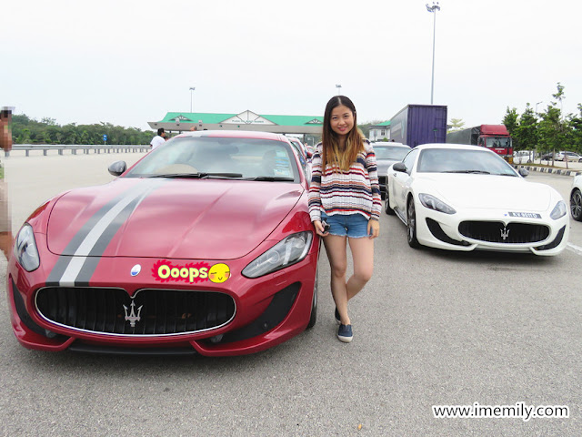 Half Day Muar Tour with Maserati