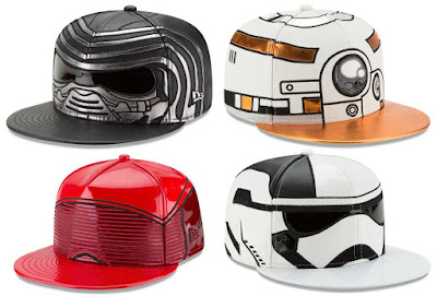 Star Wars The Last Jedi Helmet 59FIFTY Fitted Hat Collection by New Era