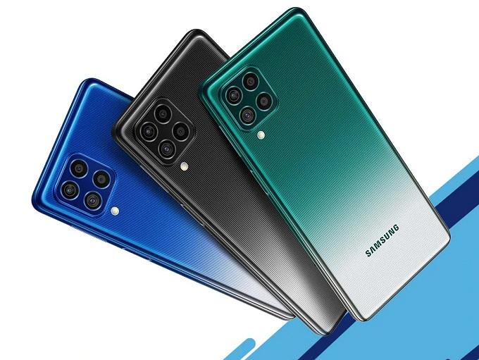 Samsung galaxy m62 cấu hình giá bán