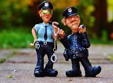 Cerita Lucu Pak Polisi Menilang Anak Kecil Naik Motor Dan Tertipu