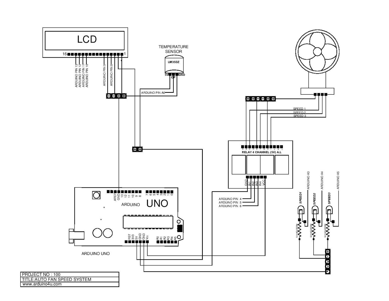 Projek Elektronik Arduino4u