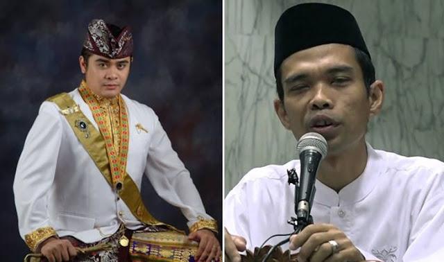 Hilangkan Jejak, Arya Wedakarna Edit Tulisan di Facebook Soal Ustadz Abdul Somad