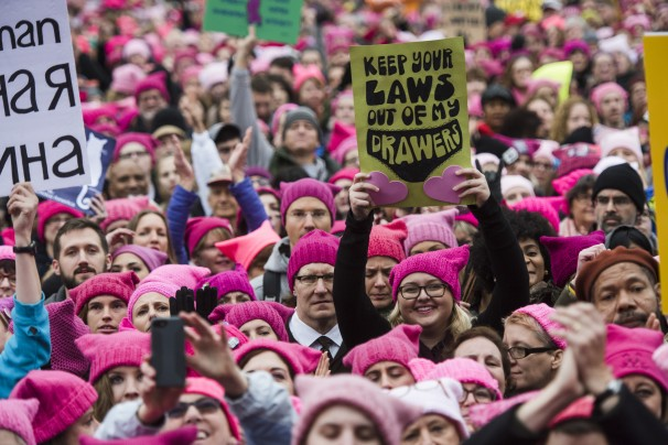 http://samy909news.blogspot.com/2017/01/one-million-women-protesters-make-oath.html