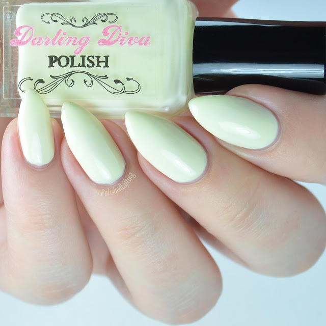 pastel buttercream nail polish