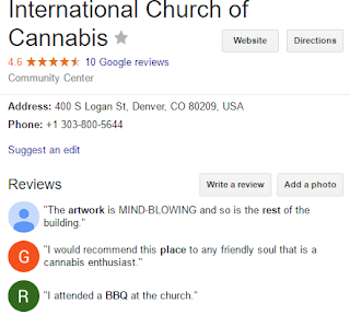 International Church of Cannabis opens in Denver and people are going! 5