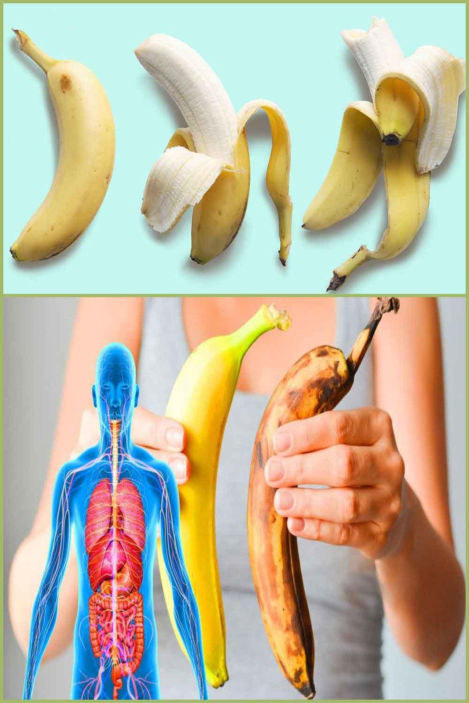 Bienfaits de la banane sur la santé