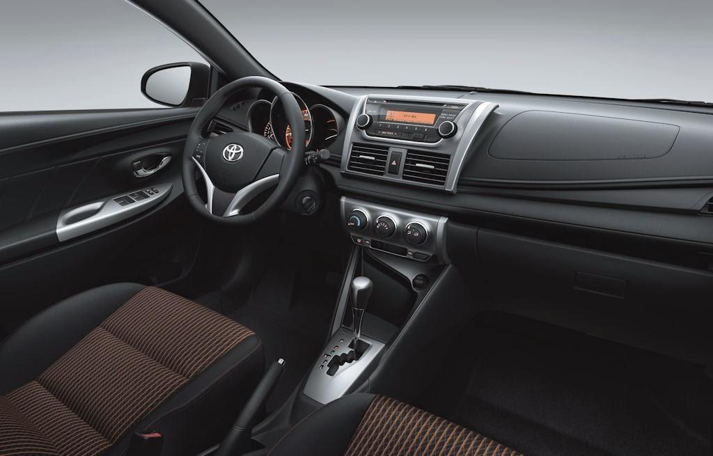 Toyota Yaris 2017 Interior Philippines