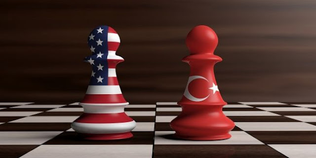 BBC: Σε τροχιά σύγκρουσης ΗΠΑ - Τουρκία