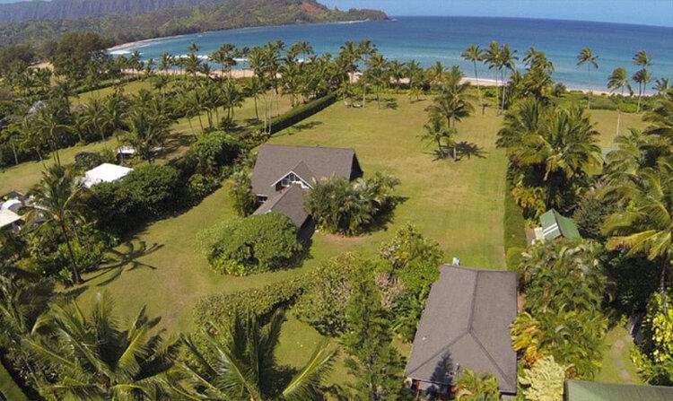 Julia Roberts vendió por 20 millones de dólares su enorme casa con playa privada
