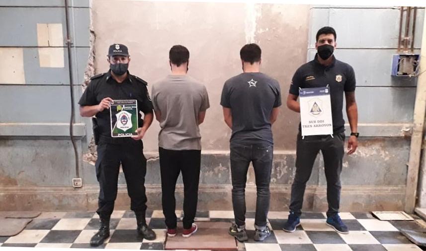 Detuvieron a los mellizos rugbiers acusados de la brutal golpiza a un joven en Claromecó