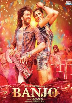 Banjo 2016 Full Hindi Movie Download HDRip 720p
