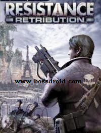 Download Game Resistance Retribution PSP PPSSPP ISO Android